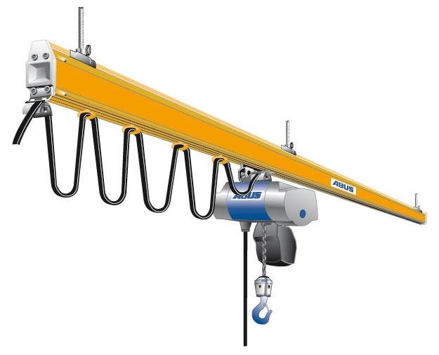 Esb Monorail Light Crane System