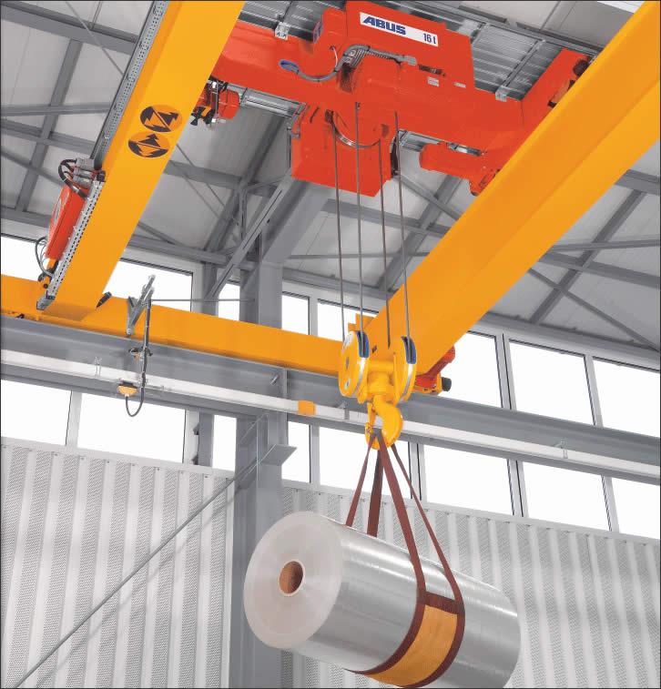 ABUS ZLK double girder travelling crane