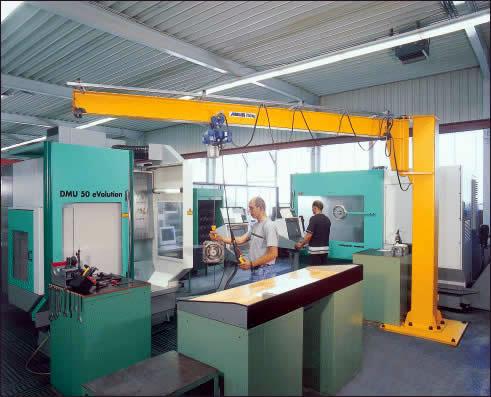 ABUS LSX Jib crane