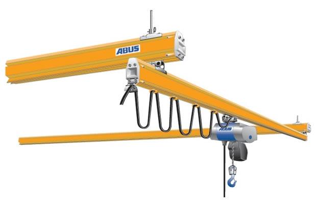 ABUS EHB single-girder crane