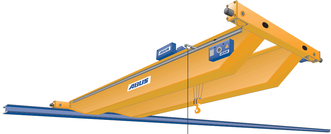 Overhead Cranes Perth : Overhead cranes from eilbeck