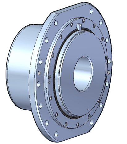 Barrel Couplings for Drums Model AGB