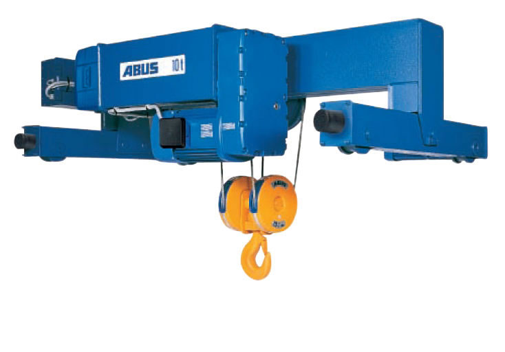 ABUS Type D electric wire rope hoist