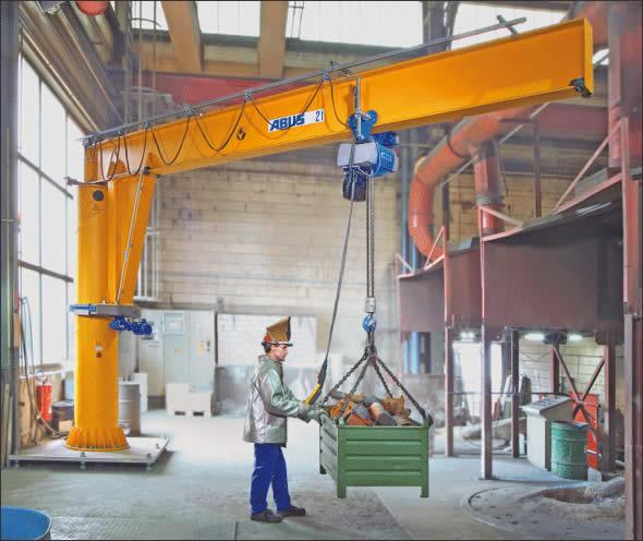 ABUS VS Jib crane