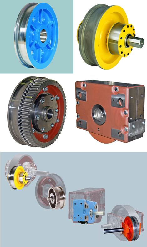 Karl Georg crane wheels