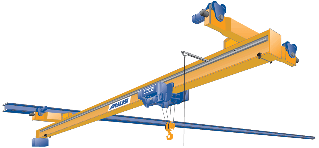 Overhead Cranes from Eilbeck Cranes