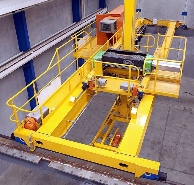 Overhead Crane Automation : Overhead cranes for mile upgrade rsm