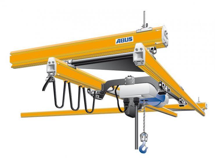 ABUS ZHB double girder